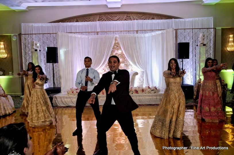 Indian Wedding Sangeet