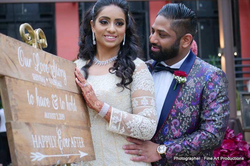 Indian Couple outdoor photoshoot