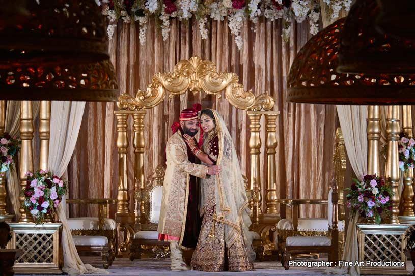 Breathtaking wedding Decor