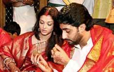 Aishwarya Rai & Abhishek Bachchan