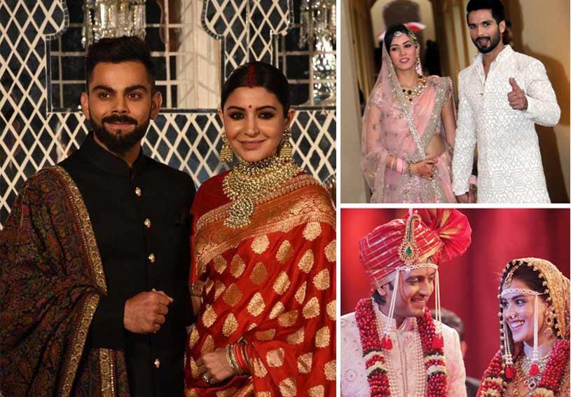 Bollywood Celebrity Couples & Their Honeymoon Destinations