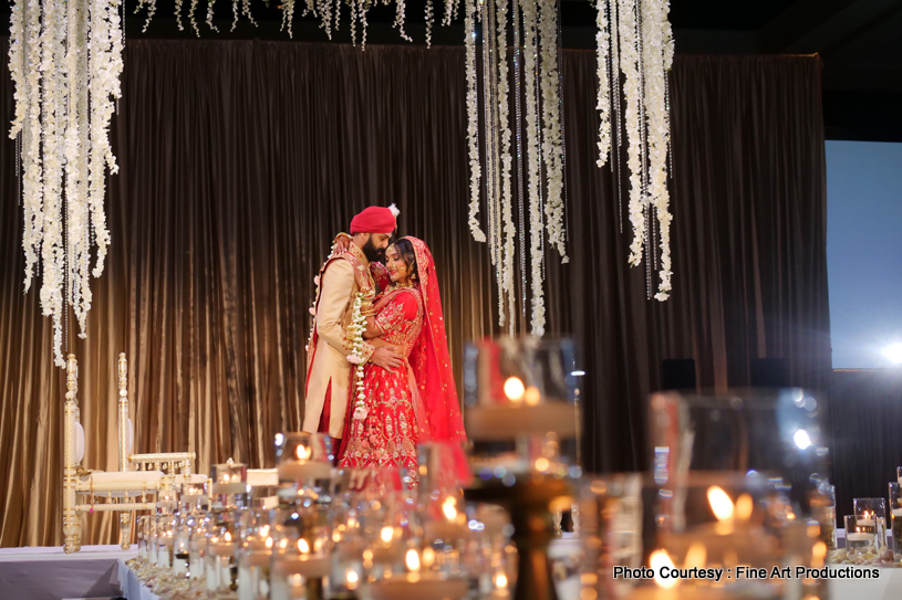 See this lovely indian bride and groom outdoor photography