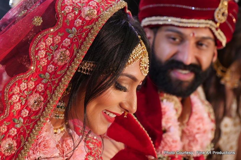 Shivani weds Aakash Indian Wedding at The Hilton Orlando Photographed Fine Art Productions