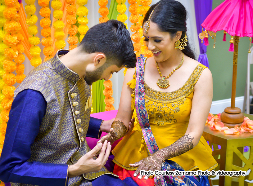 Mehndi Ceremony: Rituals, Customs & Significance