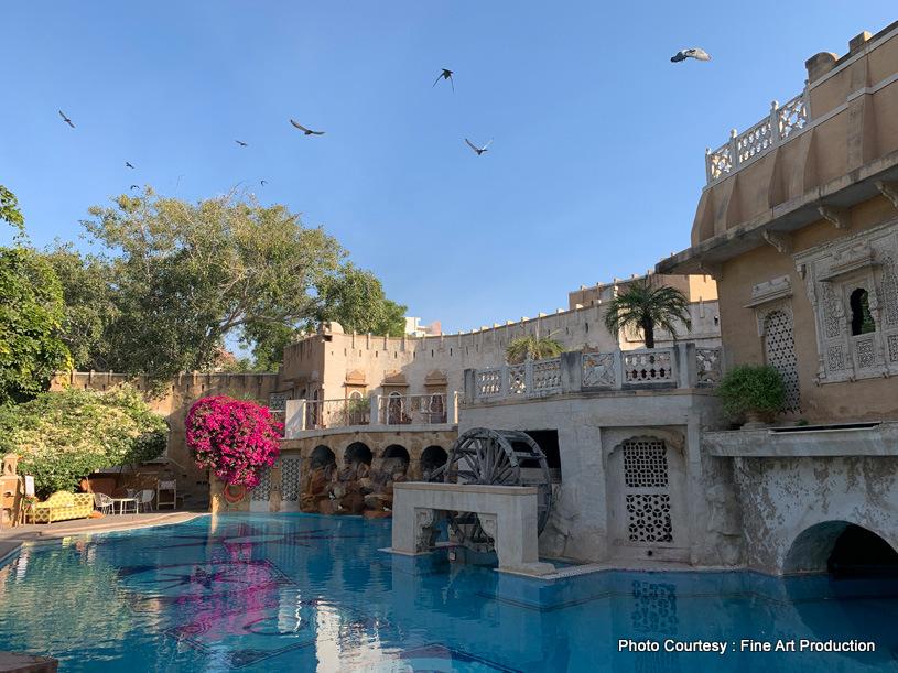 Ajit Bhawan Palace Jodhpur