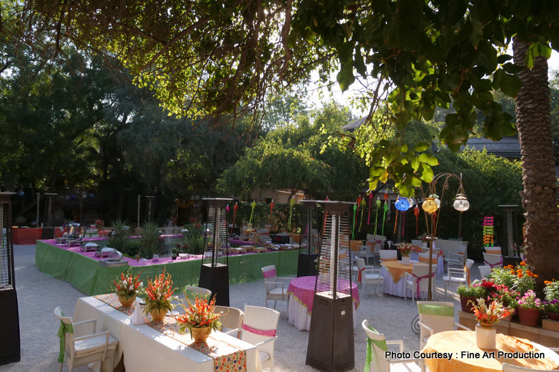 Lovely Wedding Decor by Eventika Entertainment