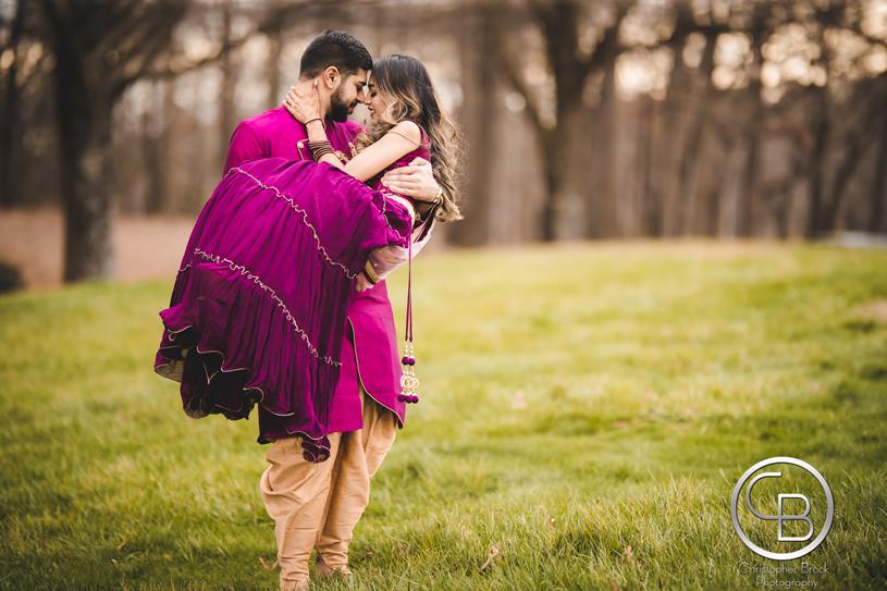 Beautifull capture of Indian Couple