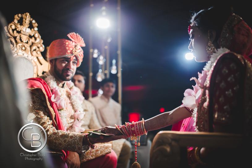 Indian Rituals In between the wedding