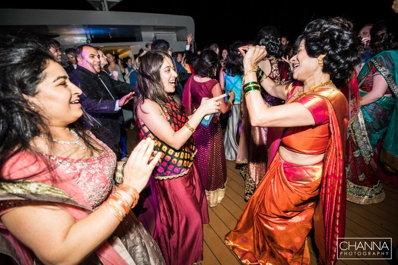 Indian Wedding dress is sari