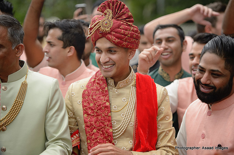 Lovely Capture of Indian Groom