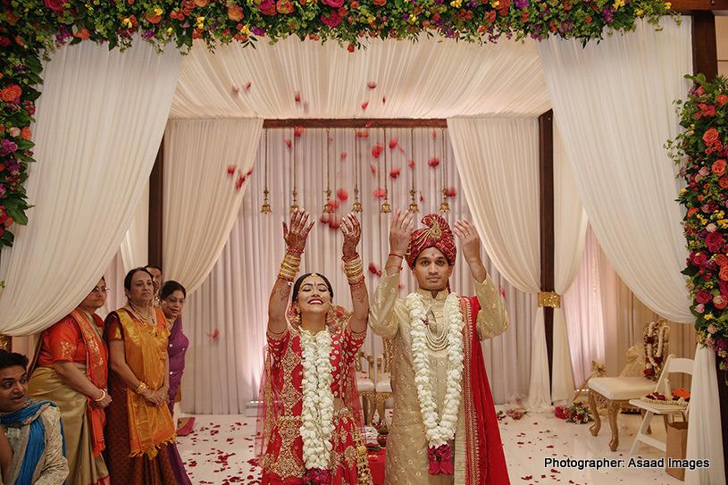 Indian Wedding Rituals at indian wedding