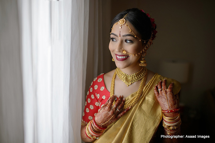 Geogeous indian Wedding jewelry