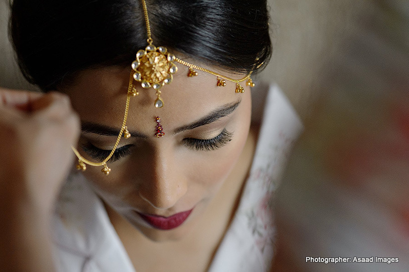 Gorgeous Indian Wedding Jewelry