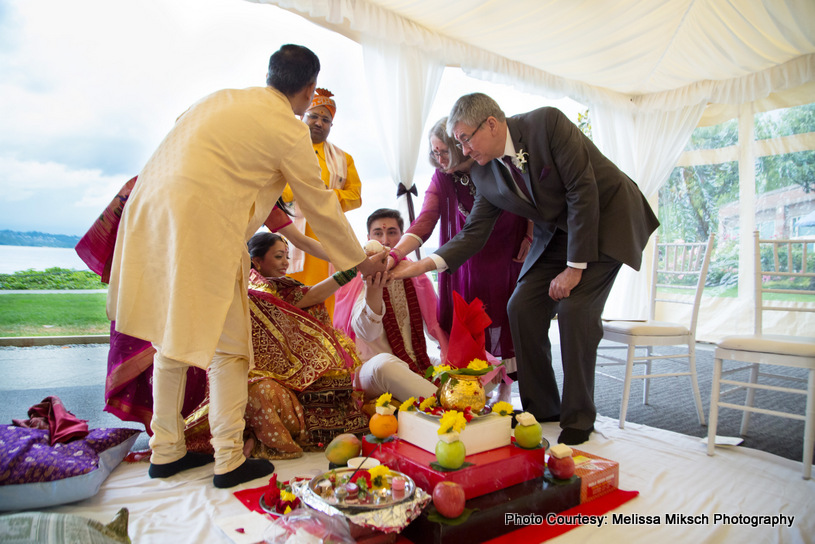 Indian Wedding Event Co-Ordinated by Eventful Moments LLC