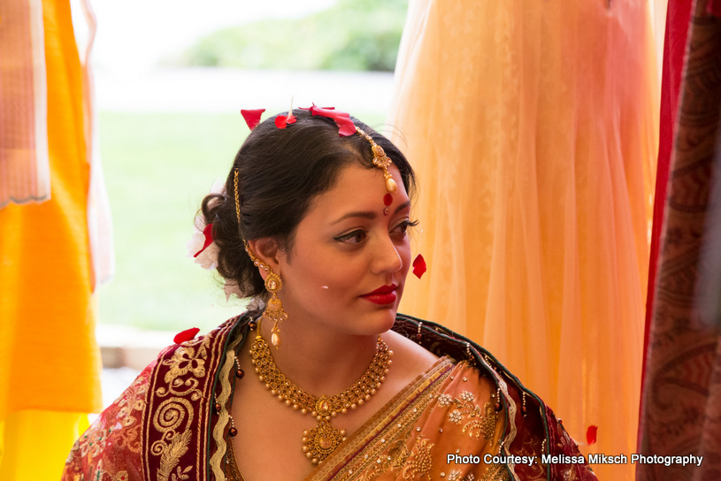 Excellent Photography of Indian Bride