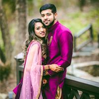 Fenisha and Kishan