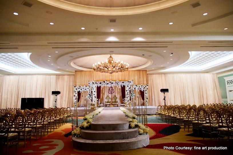 Awe-inspiring Indian Wedding Decor