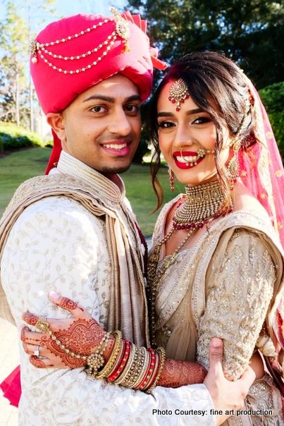 Indian Couple gorgeous Photo