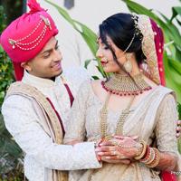 Ronisha and Vishal