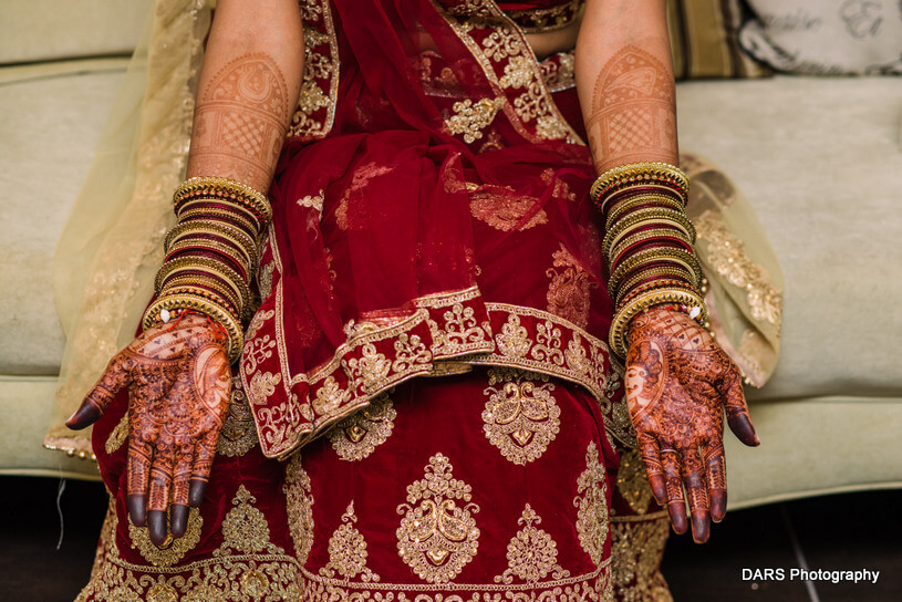 Lovely mehndi Design by Mendhika – Creations by Krupali