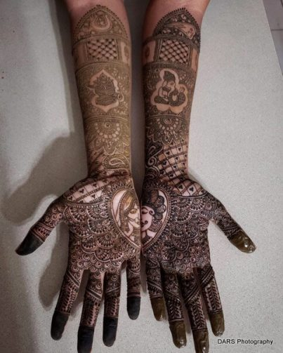 Henna Design by Mendhika – Creations by Krupali