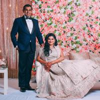 Kruti and Nishant