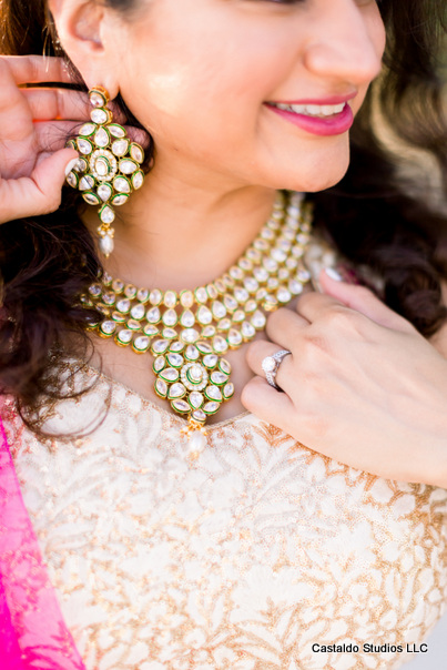 Gorgeous Indian Wedding Jewelry