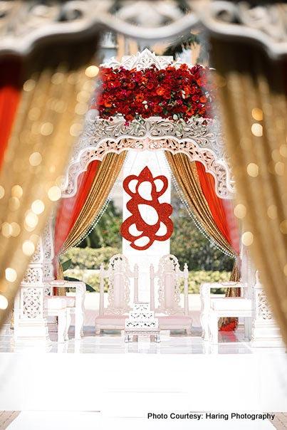 Indian Wedding chauri