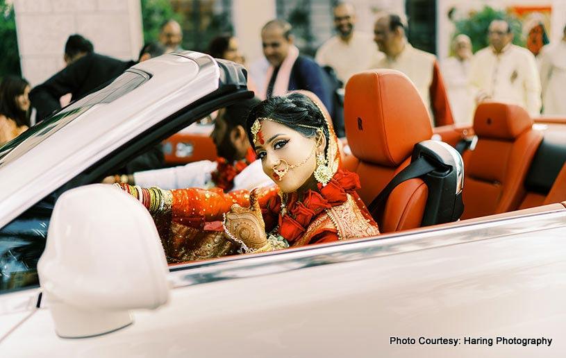 Wedding car rentals By MPH Club