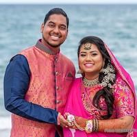 Naved Bhuiyan & Shazida Panum