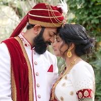 Shivani and Kunal