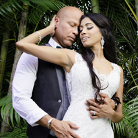 Aklima and Mark