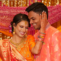 Puja a Physician and Raj a Tech Consultant Wedding Story