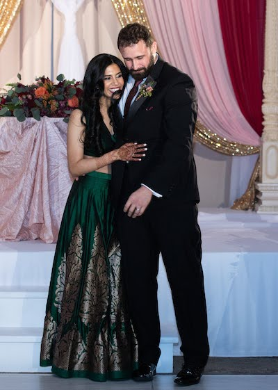 Stunning Capture of Indian Couple